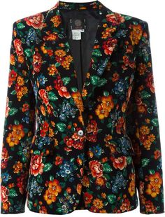 CrazyDay Mens Classic African Dashiki Print Retro Suit Jackets Blazer 7 2XL
