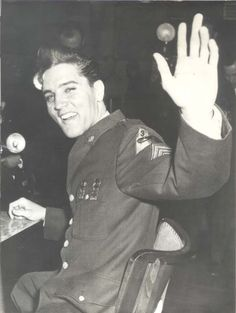 Army Discharge press conference, March 1960