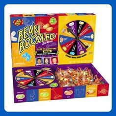 Beanboozled Gift Pack!! 3rd Edition Jelly Beans Complete with Spinner! Candy and Game in All in One!! - Fidget spinner (*Amazon Partner-Link)