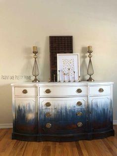 Diy Bedroom Furniture Dresser Shabby Chic 45 Ideas For 2019 - Diy Furniture Bedroom Refurbished Furniture, Paint Furniture, Repurposed Furniture, Shabby Chic Furniture, Furniture Projects, Antique Furniture, Modern Furniture, Rustic Furniture, Outdoor Furniture