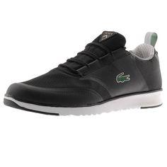 Lacoste Sport Light Trainers Black                 @mainlinemenswear