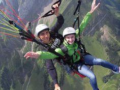 Paragliding Luzern