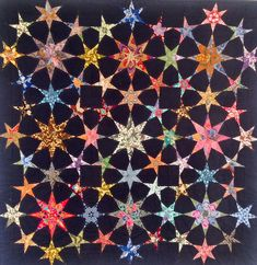 Quilts and Boxes: Stargazing                              …