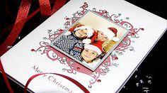 Фотография Рождественская открытка