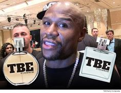 "Floyd Mayweather Gunning for Perfume Line   Look out Sex Panther ... Floyd Mayweather is now looking to conquer the smell game. TMZ Sports has learned Mayweather Promotions filed a petition with the U.S. Patent and TrademarkOffice to use ""TBE"" (The Best Ever) for cologne perfume and other cosmetic and skin care products. Floyd's a big fan of self-pampering ... so it sorta makes sense. Sources close to Mayweather tell us the plans are only in the beginning stages -- so don't expect TBE to hit…"