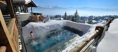 le 6 spa invernali più belle al mondo - le Cran Hotel & Spa (Svizzera)