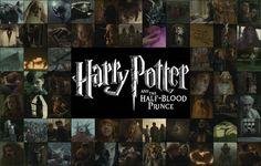 Icon Collage of Harry Potter and the Half-Blood Prince - Harry Potter and the Half-Blood Prince by Lexxa24.deviantart.com on @deviantART