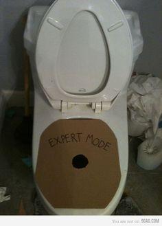expert mode.