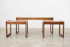 MC Coffee & End Tables Set