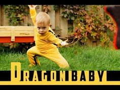 'Dragon Baby' viral video features kung-fu toddler taking on a stuffed dragon - TODAY Entertainment