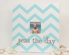 """16×16 """"Seas the day…""""frame 