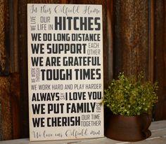 Oilfield Wood Sign - Oilfield Gift- Oilfield Decoration - Oilfield Dad - Oilfield Family - Oilfield Worker - Oilfield Decor - Oilfield Life by MamaMadeWoodSigns on Etsy