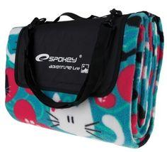 Pikniková deka modrej farby s motívom mačičky Lunch Box, Bags, Handbags, Bento Box, Bag, Totes, Hand Bags