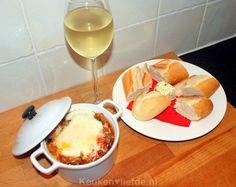 Ratatouille van de Franse sterrenchef Eric Ripert Dutch Oven Recipes, Cooking Recipes, Good Food, Yummy Food, Tasty, I Want Food, Vegetarian Recipes, Healthy Recipes, Ratatouille