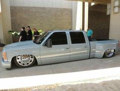 Chevy crew cab dually 85 Chevy Truck, Custom Chevy Trucks, Chevrolet Trucks, Bagged Trucks, Dually Trucks, Pickup Trucks, Cool Trucks, Cool Cars, Dropped Trucks