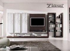 modern tv wall unitstv