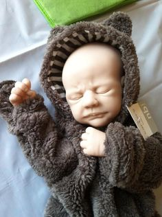 My little bear. I am working on him soon.
