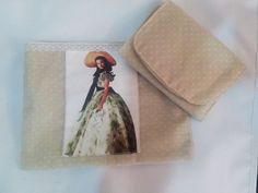 Porta- cosmético + billetera ultrachata