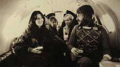 Stars in our eyes ... Swedish pop supergroup Abba.