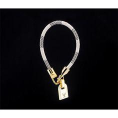 Louis Vuitton LV bracelets, long 19cm