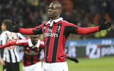 Balotelli ringrazia il Milan ma non l'Italia...