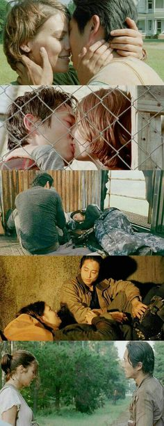 Find images and videos about love, the walking dead and twd on We Heart It - the app to get lost in what you love. Glenn The Walking Dead, The Walking Death, Walking Dead Memes, Glenn Y Maggie, Steven Yuen, Walking Dead Wallpaper, Maggie Greene, Best Zombie, The Day Will Come