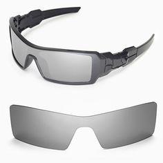 0237bb36f6 New Walleva Polarized Titanium Lenses For Oakley Oil Rig