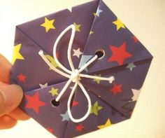 Origami Card Tutorial Creative Birthday Gift To Her Mother