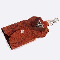 Ключница кожаная купить: цены в Минске. Футляр для ключей из кожи ручной работы 024-07-05 в Беларуси с доставкой