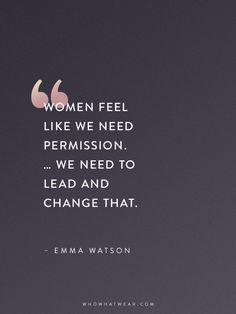Emma Watson Quotes That Every Woman Should Read   WhoWhatWear