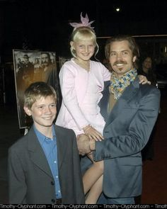 Good with kids (from Deadwood). :)