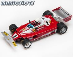 Slot car, Scalextric, Ferrari 312 T2