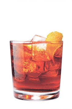 The Negroni: The Most Foolproof Cocktail