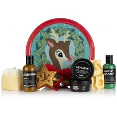 Le coffret Lush It's Christmast Deer Tin est à gagner chez The City and Beauty !!  https://thecityandbeauty.wordpress.com/2015/11/28/concours-de-noel-coffret-lush-its-christmast-deer-tin/