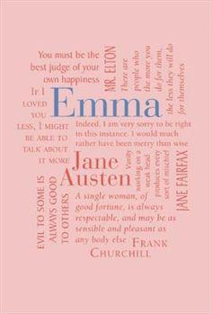 Emma (Word Cloud Classics) af Jane Austen (Bog) - køb hos SAXO.com
