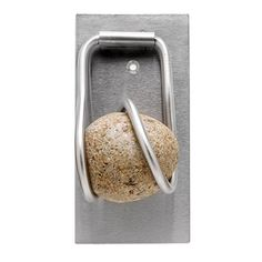 Look what I found at UncommonGoods: Stone Door Knocker for $82.00