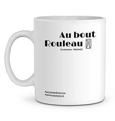 Mug En Céramique - Au Bout Du Rouleau [ Comme Jason ] - Zé Connect Shirt
