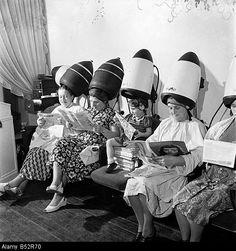 femmes sous le casque 1952