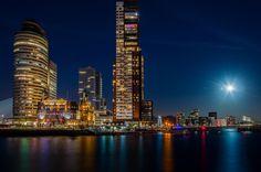 Hotel New York op Kop van Zuid - Rotterdam #rotterdam #2015 #city