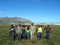 Harmony Flats Nature Reserve - city of Cape Town - South Africa - community action for sustainability - CASwiki Cape Town South Africa, Nature Reserve, Conservation, Sustainability, Dolores Park, Action, Community, Flats, Country