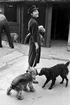 bd322b7877c4ef Bettina by Henri Cartier-Bresson Magnum Photos