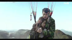Crash Landing on You: Episode 4 Bride Of The Water God, Tv Show Couples, Korean Drama Quotes, Jung Hyun, Paragliding, Hyun Bin, Kdrama Actors, Best Series, Favorite Tv Shows