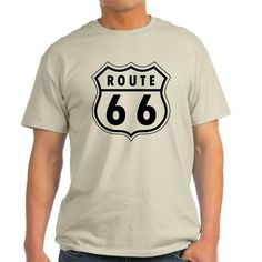 Route 66 T-Shirt on CafePress.com