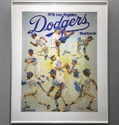 Let's Go Dodgers, One Dollar, Los Angeles Dodgers, Dodgers Baseball