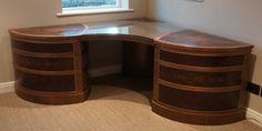 corner desk to share