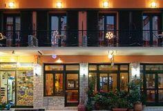 Hotel in Delphi, Greece  Hotel Varonos