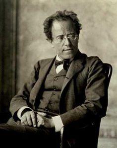 """Gustav Mahler (1860-1911) -- """"Ich weiß für mich, daß ich, solang ich mein Erlebnis in Worten zusammenfassen kann, gewiß keine Musik hierüber machen würde."""" // """"If a composer could say what he had to say in words he would not bother trying to say it in music."""""""