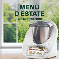 Menù d'estate – Cookidoo® – la nostra piattaforma ufficiale di ricette perBimby® Keurig, Estate, Kettle, Menu, Food And Drink, Drinks, Pesto, Blog, Diet