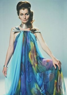Catherine Schell, as Maya in Space: 1999  #space1999