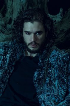 Kit Harington captured by the lens of Norman Jean Roy and styled by Robert Rabensteiner, for the May/June 2016 coverstory of L'Uomo Vogue magazine.